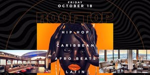 Hip Hop Caribbean Afrobeats @ Hudson Terrace