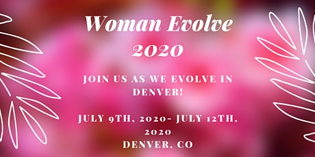 Evolving in Denver 2020 tickets
