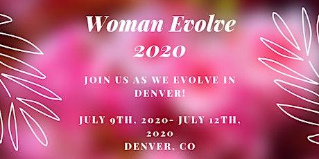 Evolving in Denver 2020 tickets