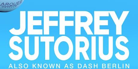 Labor Day Weekend: Jeffrey Sutorius at Marquee Dayclub Free Guestlist - 8/31/2019 tickets