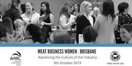 Meat Business Women - Brisbane October 9th 2019 tickets
