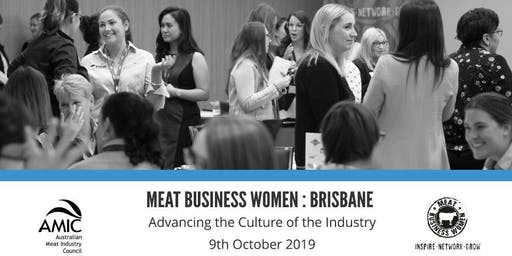 Meat Business Women - Brisbane October 9th 2019