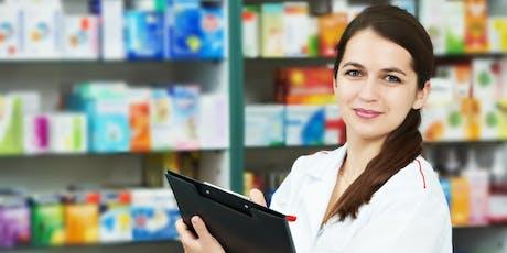 Pharmacy Technician - ONLINE (XMED 303 01)  tickets