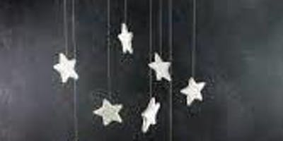 Sew it @ the Library Star Wall Hanging, ages 12-18