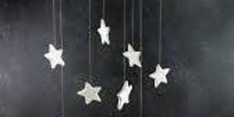 Sew it @ the Library Star Wall Hanging, ages 12-18 tickets