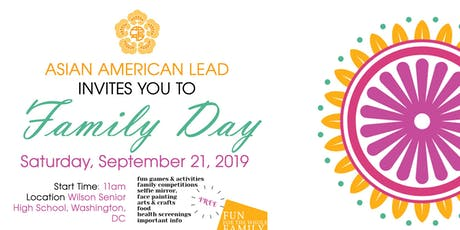 AALEAD Family Day tickets
