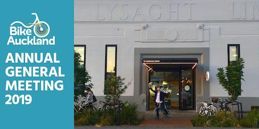 Bike Auckland AGM