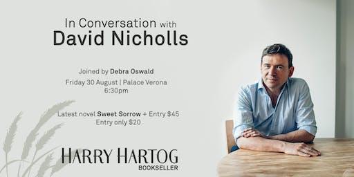 In Conversation with David Nicholls