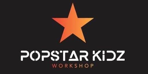 POPSTAR KIDz SEPT/OCT WORKSHOP