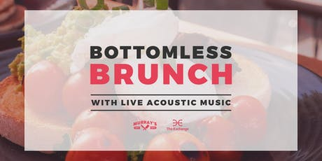 $39 Bottomless Brunch at The Exchange tickets