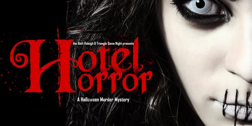Hotel Horror: A Halloween Murder Mystery