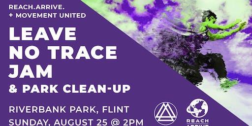 Riverbank Park Jam & Clean Up