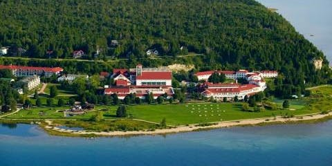 2020 Healthcare C-Suite/Senior Leader Retreat - Mackinac Island, MI