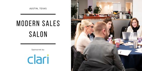 "Modern Sales Pro Salon - Austin #8 - ""Delivering Predictable Revenue"" Night  tickets"