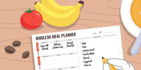 Whole 30 Cooking Class tickets