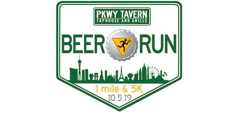 Beer Run 1 Mile & 5k tickets