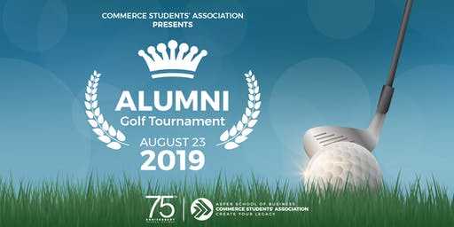 CSA Alumni Golf Tournament