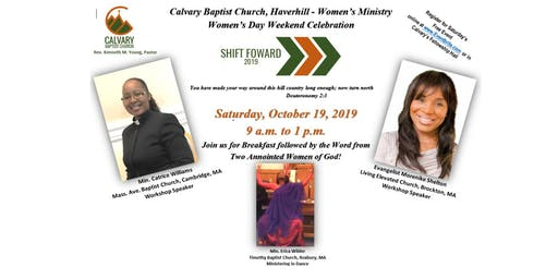 CBC Women's Weekend Saturday Workshop