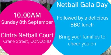 Team Building - Netball Gala Day tickets