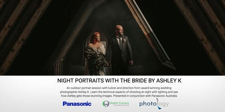 Night Portraits with Ashley K - 12/08/2019 - Sydney Tickets, Mon 12