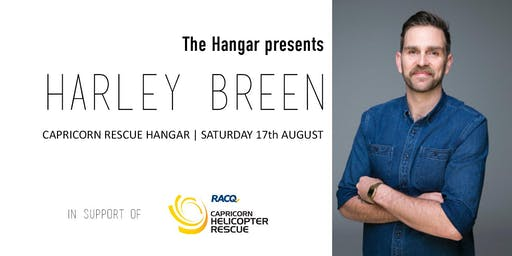 The Hangar presents Harley Breen Tickets, Sat 17/08/2019 at 7:00 pm