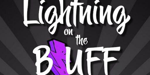 Lightning On The Bluff