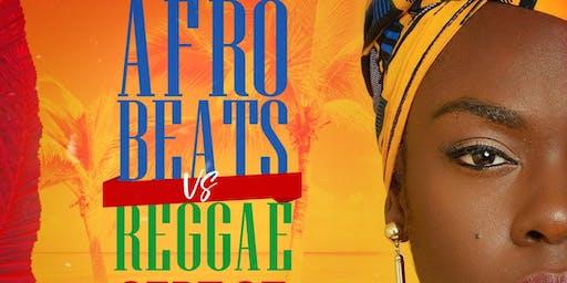 Afrobeats vs Reggae | 9.27