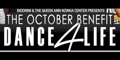 The October Benefit: Dance4Life