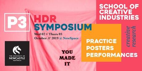 P3 HDR Symposium  tickets