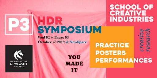 P3 HDR Symposium