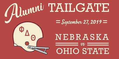 Phi Delta Theta - Nebraska vs. Ohio State Tailgate tickets