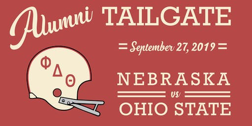 Phi Delta Theta - Nebraska vs. Ohio State Tailgate