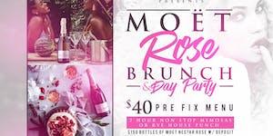 MOET ROSE BRUNCH DAY PARTY