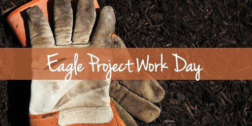 Evan Chouinard Eagle Project Work Day