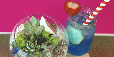 Aloft Succulent Workshop  tickets