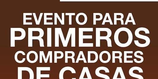 Mega Evento Compradores de Casas Nuevas.
