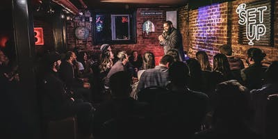 The Setup : Craft Beer and Comedy