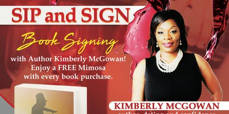 Sip and Sign tickets