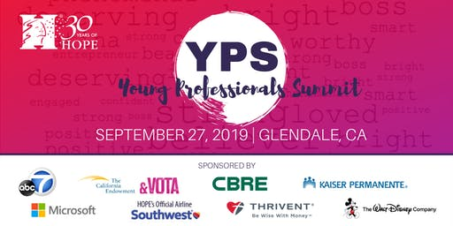 2019 Young Professionals Summit
