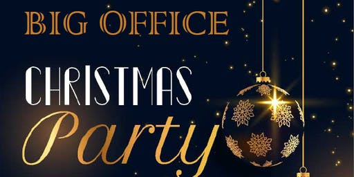 Big Office Christmas Party