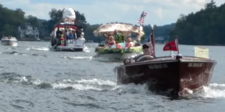Lake Quinsigamond Day and Boat Parade tickets
