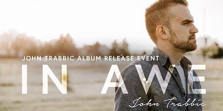 John Trabbic Album Release Event tickets