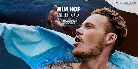 Wim Hof Method Fundamentals Workshop @ Noosa  tickets
