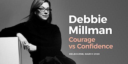 Debbie Millman, Courage vs Confidence presented by Creative Women's Circle
