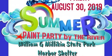 Morning Paint by The River: Millikin State Park tickets