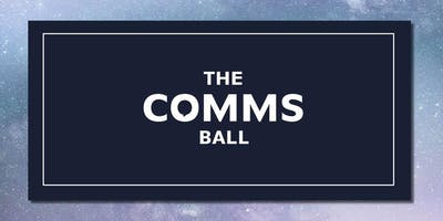 University of Canberra Comms Ball