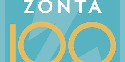 Celebrating Zonta International's 100 years of Empowering Women and Girls
