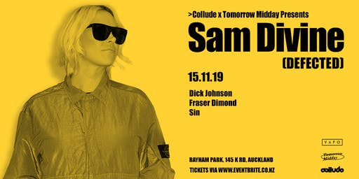 Sam Divine (Defected) | Raynham Park