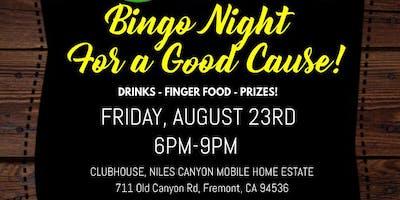KW Fundraiser- Bingo Night