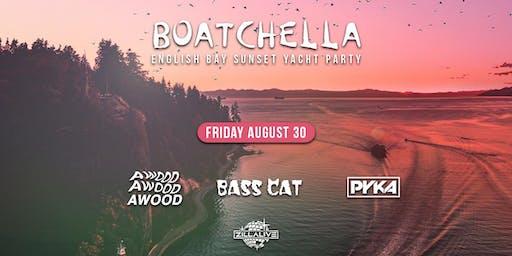 Boatchella: English Bay Sunset Yacht Party